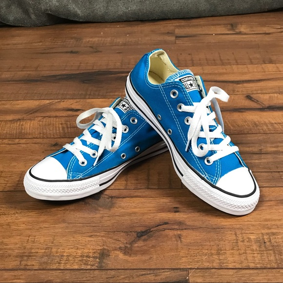 014d08a70e4c Converse Shoes - 💥Converse All Star bright blue sneakers